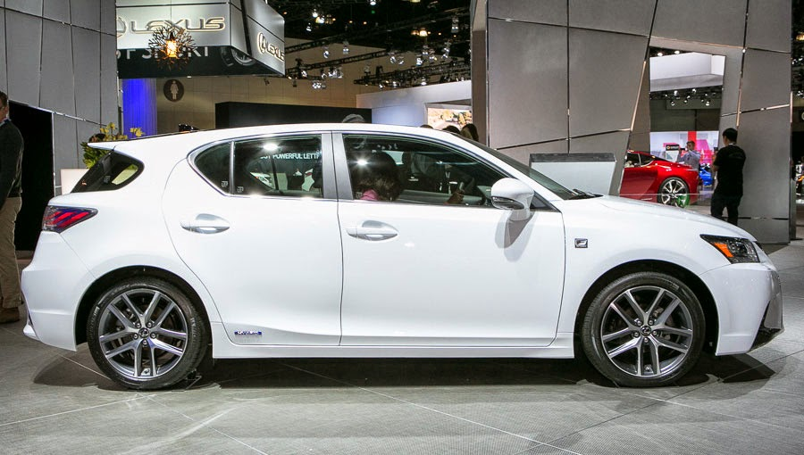 2014 lexus ct200h f sport hybrid review and price home. Black Bedroom Furniture Sets. Home Design Ideas