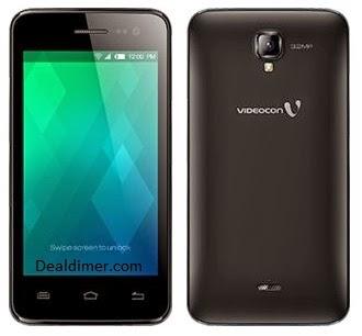 Videocon Z40 Lite Android Smartphone