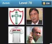 solution quiz de football niveau 78