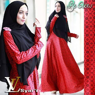 LV SYARIE by BE GLOW