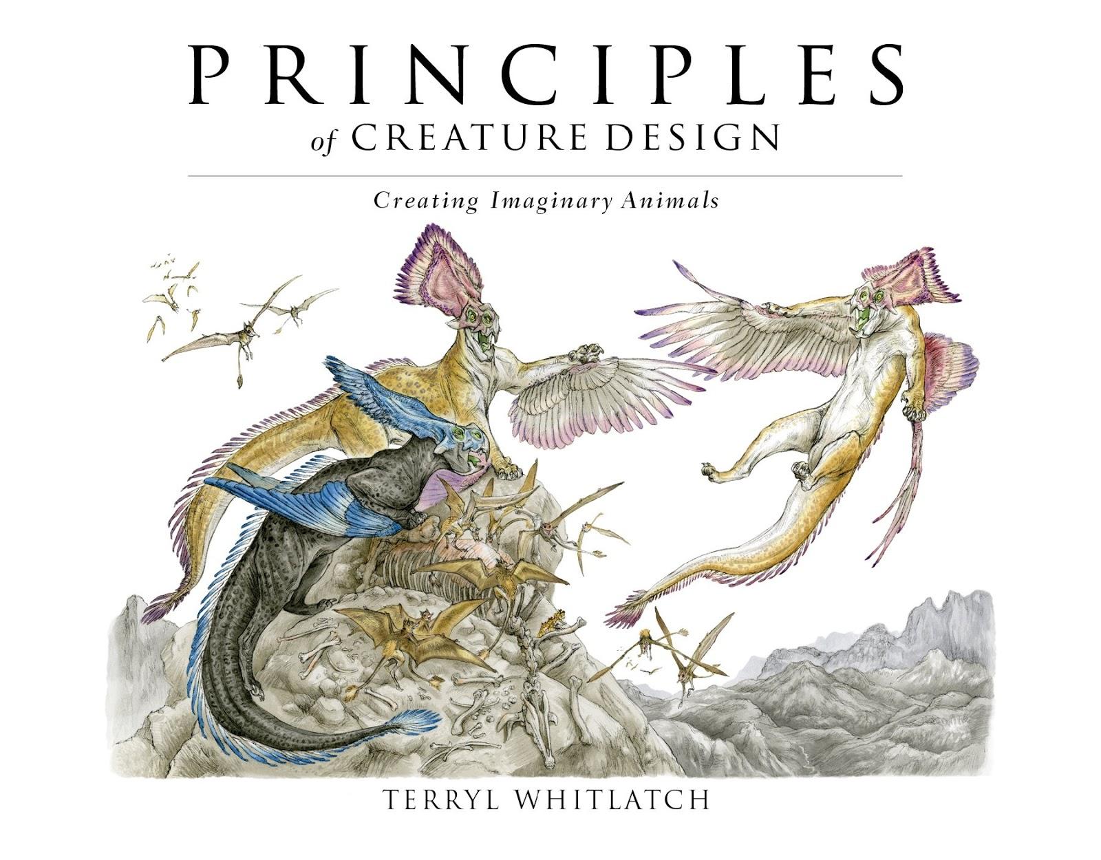 Terryl Whitlatch Principles Of Creature Design Pdf