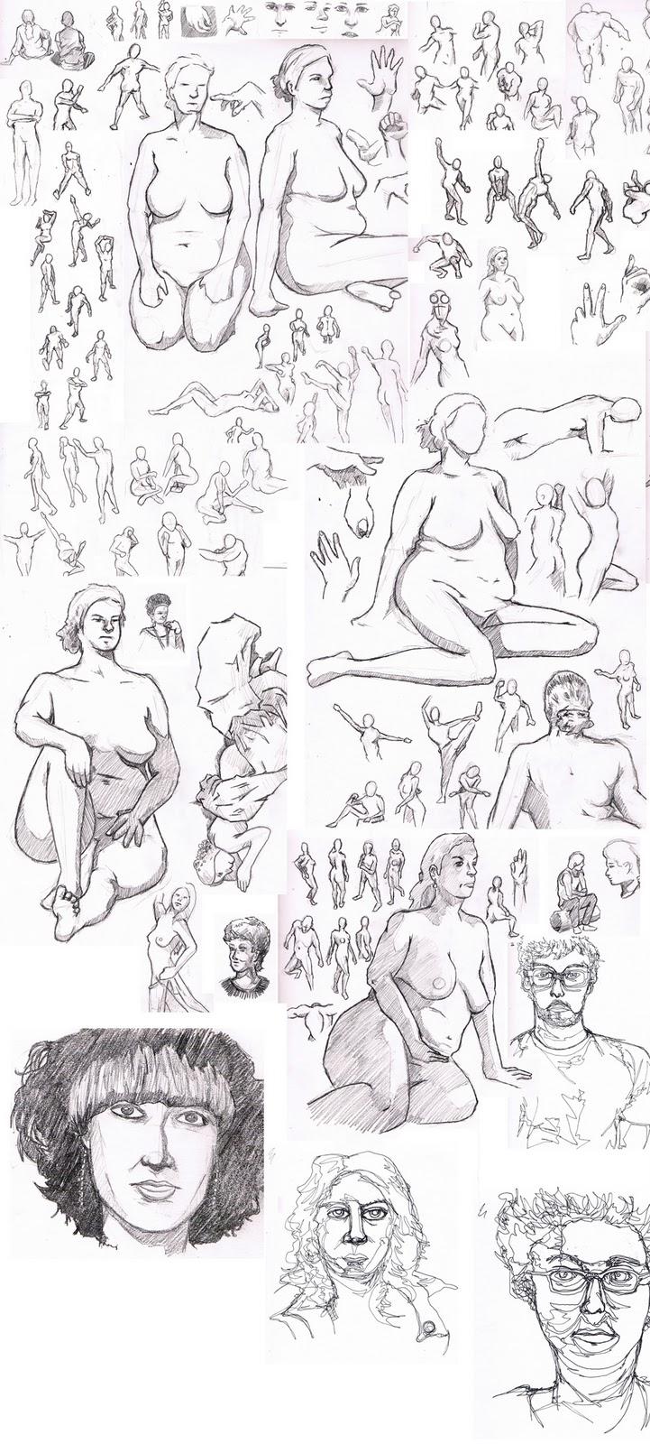 Sketchbook... Round 2! FIGHT!!