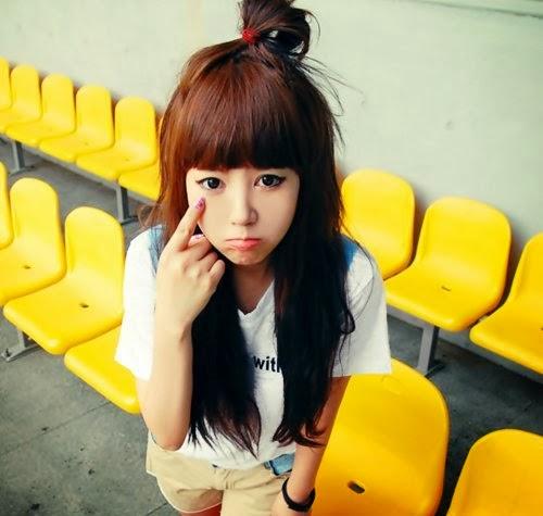 8 Macam Hairstyle Umum Ulzzang Girl