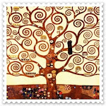 I love Klimt and tree