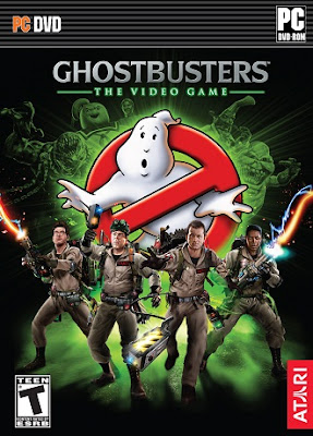 Ghostbusters: The Video Game PC Cover