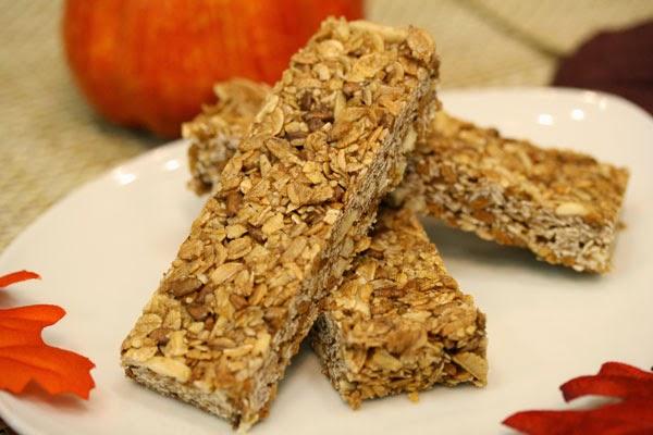 Pumpkin-Pie-Spice-Granola-Bars