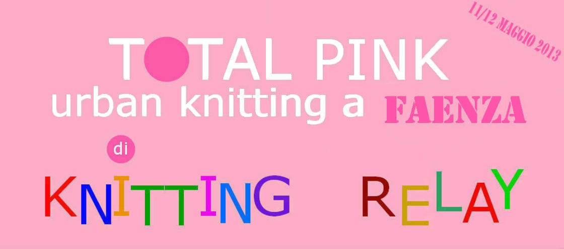 Total Pink-Urban Knitting