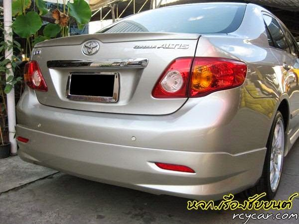add on Toyota Altis Aeroklas 09-11