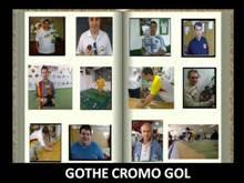 GOTHE CROMO GOL