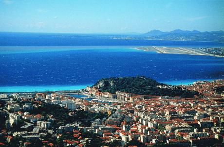 Located In The South Of France Near Italy On French Riviera Nice Has Been A Popular Destination For Quite Long Time