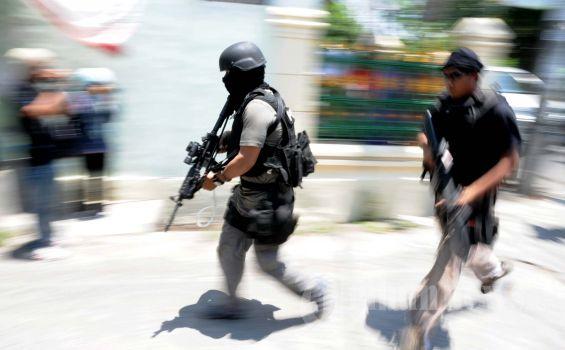 Waspada Polisi dalam Bidikan Teroris
