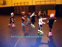 PATINAXE -PREDEPORTE