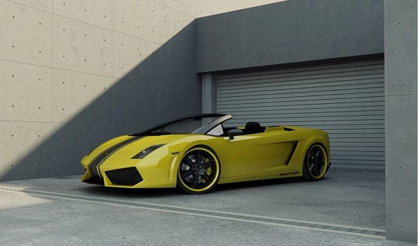 Wheelsandmore Lamborghini Gallardo LP 620