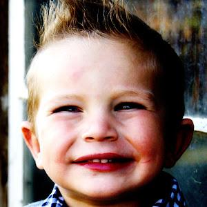Lincoln - age 2