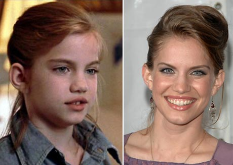 chatter busy anna chlumsky nose job