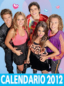 CALENDARIO TEEN ANGELS
