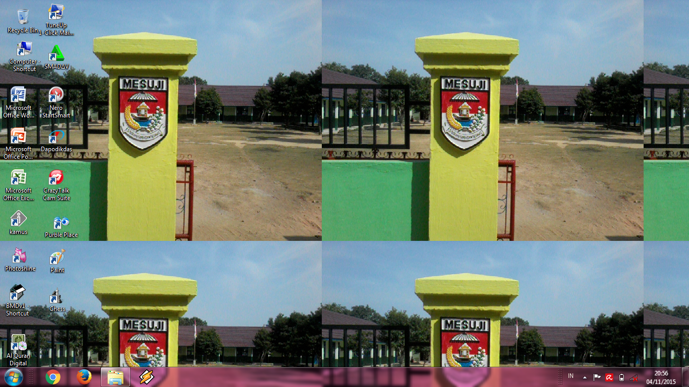 Sdn 01 Buko Poso Kec Way Serdang Kab Mesuji Prov Lampung Indonesia
