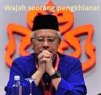 Jahatnya Najib... Najib Jahat