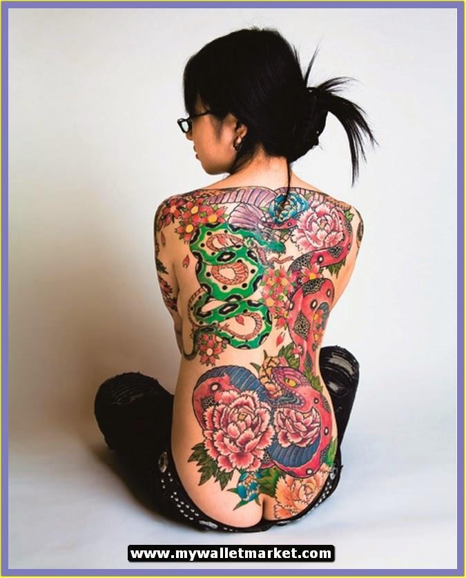 Amazing Ambigram Tattoos for Women