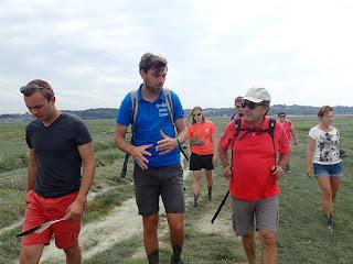 guide randonnée nature lucas baie de somme