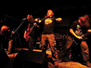 Aksi Panggung Aliran Musik Death Metal