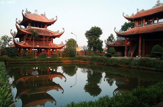 Cho thuê xe ở tại Hưng Yên- Chùa Nôm