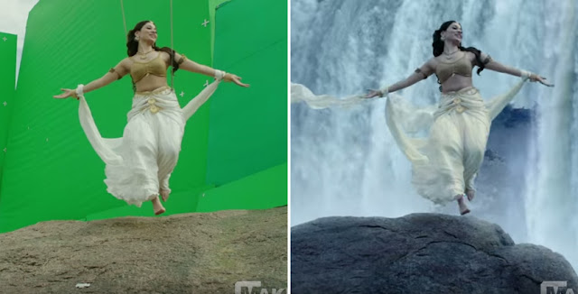 The VFX Breakdown of Baahubali Will Show You How Epic Scenes Were Created