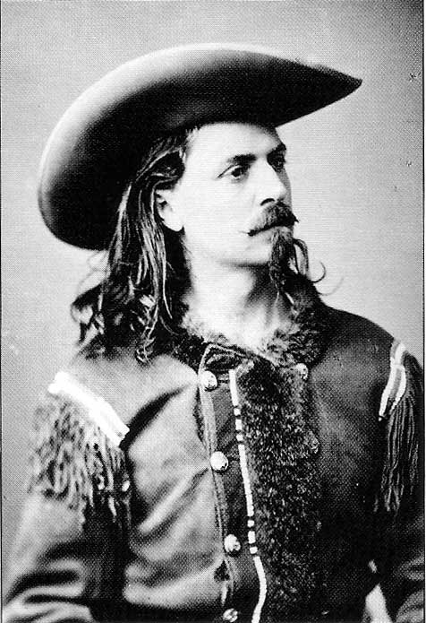 Buffalo Bill Cody movie
