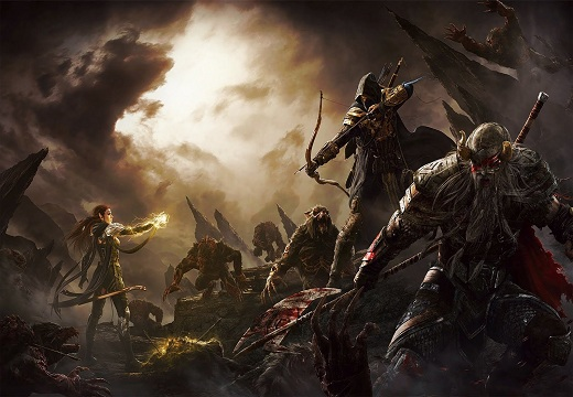 The Elder Scrolls Online PC Game free Download