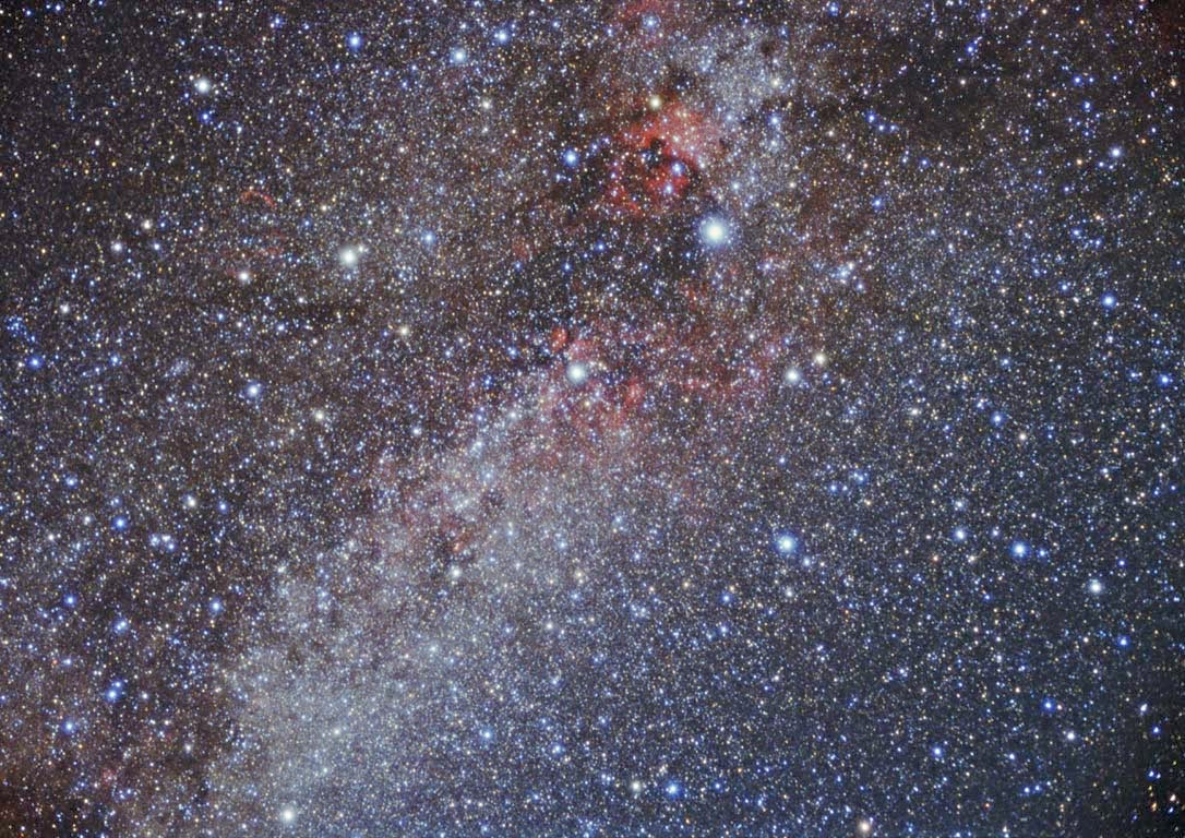 44 million stars and counting: Astronomers play snap and remap the sky