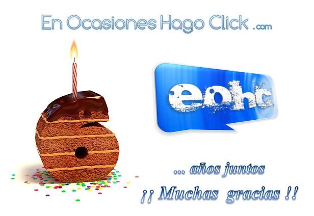 6 aniversario de EOHC