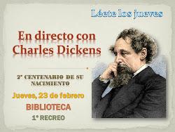 23 de febrero: Charles Dickens