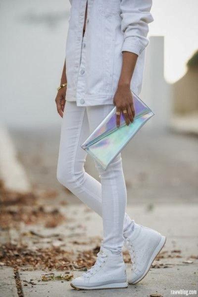 White street style 12