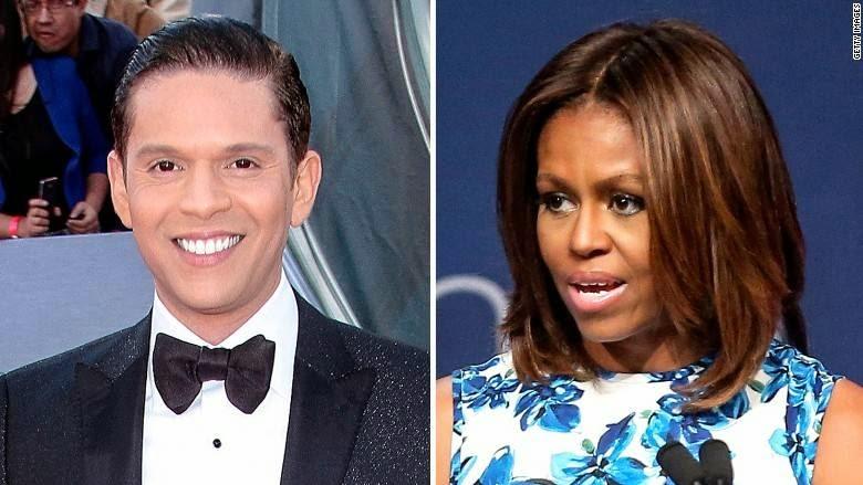 RodnerFigueroa MichelleObama