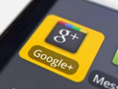 Google Plus key image