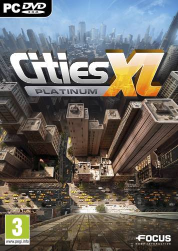 Cities XL Platinum MULTI7 Steam-Rip CRACKED-RG