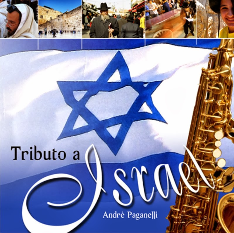 André Paganelli-Tributo a Israel-