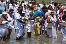 Join us at the Water to honor African Ancestors on Saturday June 10th @ 11am at Buckroe Beach