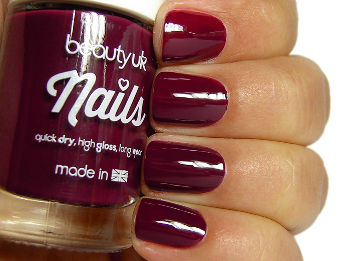 Beauty UK Nails - Cherry Bomb
