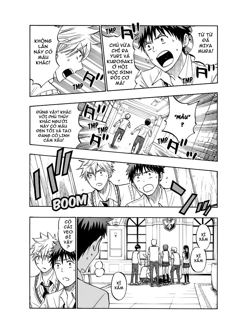 Yamada kun to 7 nin no Majo Chap 219 - Trang 19