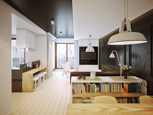 Wilga Apartment by Oskar Firek
