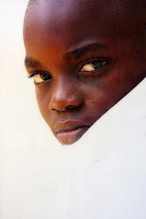 Rostros de Gente Negra Fotografias