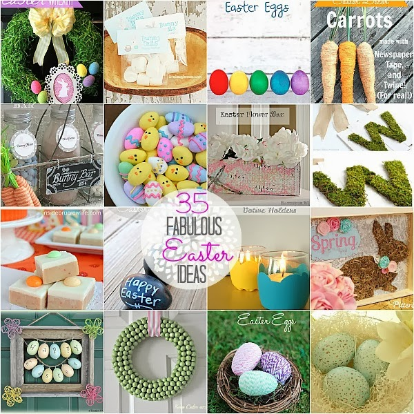 35 Fabulous Easter Projects