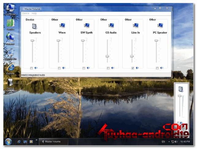 Windows XP Genius Edition Rasa Windows 7