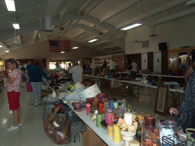 WOODSHOP GARAGE SALE 2016
