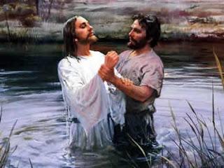 Série: O batismo nas águas - Parte 1