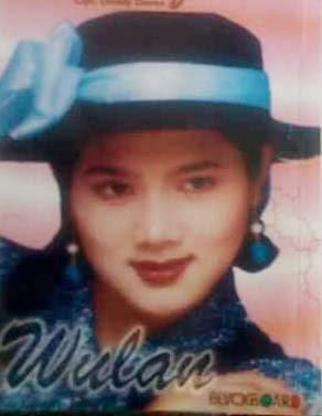 Foto Mulan Jamela Sebelum Jadi Artis