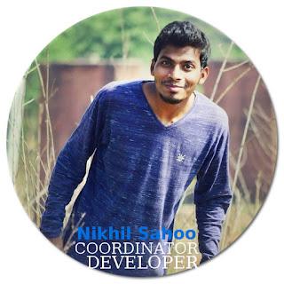 Nikhil Sahoo