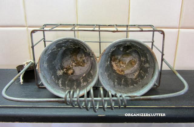Zinc Pots Are Versatile Decorating Accessories
