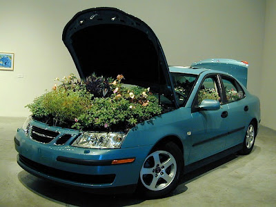 Creative and Cool Ways To Reuse Cars (30) 19